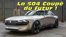 Peugeot E Legend Concept La 504 Coup 233 Du Futur