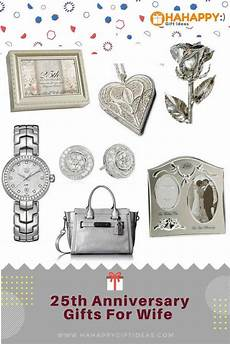 25th Wedding Anniversary Gift Ideas For Husband