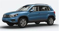 2017 Volkswagen Tiguan Interior And Exterior Colors