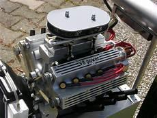 V8 Motor Bausatz Benzin - konstruktion eines v8 modellmotor