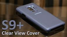 samsung galaxy s9 clear view standing cover review