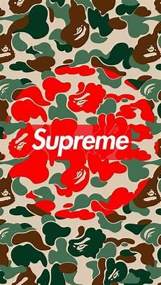 Orange Supreme Wallpaper