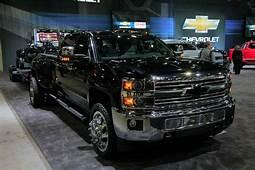Chevrolet Silverado Concepts Bow At 2015 SEMA Show