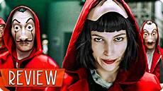 haus des geldes staffel 1 2 kritik review serie 2018