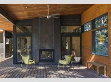Modern Mountain Cabin Methow Valley / Prentiss Balance