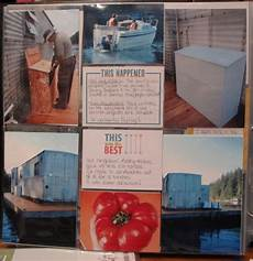 our tiny house then and now project life scrapbook 3