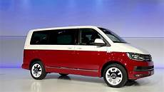 The New Volkswagen Transporter T6