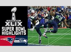 super bowl 49 highlights