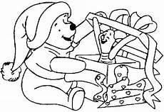 Weihnachten Winnie Pooh Malvorlagen Winter Und Weihnachten