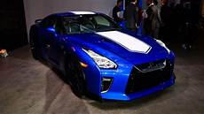 2020 nissan gt r 2020 nissan gt r 50th anniversary edition brings another