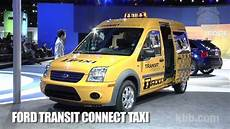 ford transit connect taxi 2010 chicago auto show
