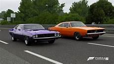 Dodge Challenger 1969 - forza 7 drag race 1970 dodge challenger r t vs 1969 dodge