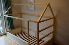 Diy Ikea Kura Zu Hausbett Umbauen Vaterjahre De