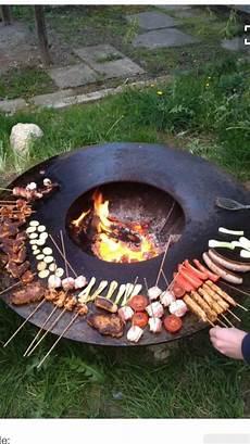 feuerschalen grill la ronda grillen chillen rundes