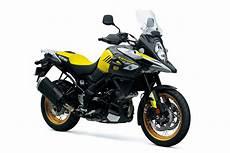 2018 Suzuki V Strom 1000 And 1000xt Look