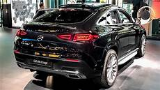 mercedes gle coupe 400 d 2020 walkaround