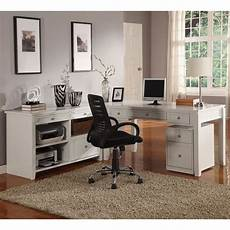 cottage style home office furniture parker house boca l shaped desk with credenza cottage