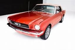 1965 Ford Mustang Convertible Rare 1964 1/2 V8