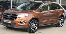 ford edge versions ford edge вікіпедія