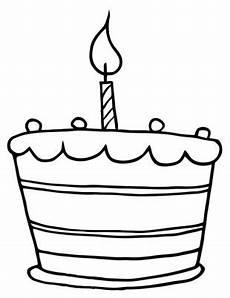 Einfache Malvorlagen Geburtstag Torte Zum Geburtstag Bild Zum Ausmalen Ausmalbilder F 252 R
