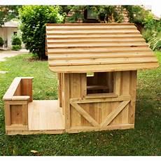 spielhaus günstig kaufen outdoor spielhaus aus robinie g 252 nstig kaufen