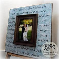 Unique Parent Gifts For Wedding