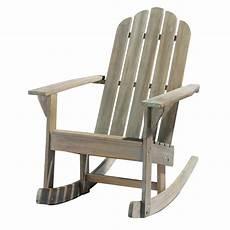 chaise de jardin a bascule