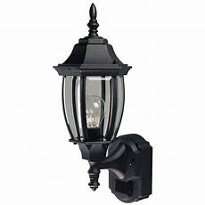 secure home 14 375 in h black medium base e 26 outdoor