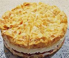 Hansen Torte Mit Sauerkirschen Rezept Mit Bild
