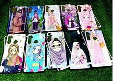 17 Gambar Kartun Muslimah Untuk Hp Gani Gambar