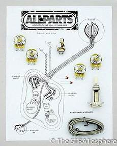 wiring kit for gibson 174 jimmy page les paul complete w diagram pots switch wire 59 95 picclick