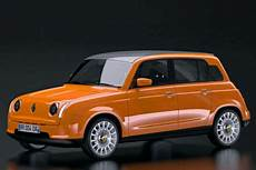 Renault 4 Design Entwurf Autobild De