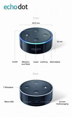 Echo Dot Voice Service De