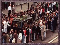 Prinzessin Dianas Beerdigung