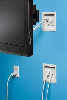 arlington tvbra2k bridge kit pre wired and pre assembled in wall power kit for