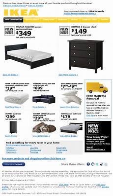 beautiful email newsletters 187 archive 187 ikea email