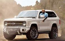 Introducing The 2018 Ford Bronco