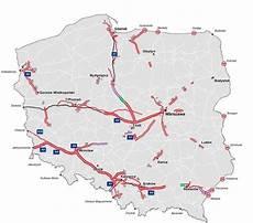 Maut Polen A4 - nowe drogi w viatoll od 1 października 2014 r viatoll