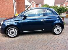 Fiat 500 No 5 Epic Blue Reluctantly Sold Last June 2016