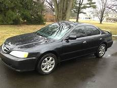 sell used 2001 acura 3 2 tl black on black clean runs like new loaded w rear spoiler in