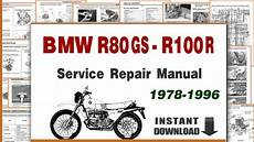 service repair manual free download 2008 bmw 5 series windshield wipe control 1978 1996 bmw r80g s and bmw r 100 r service repair manual youtube