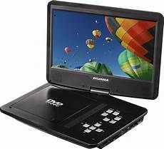 Dvd Player Tragbar - sylvania 10 quot portable dvd player black 58465775001 ebay