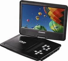 portabler dvd player sylvania 10 quot portable dvd player black 58465775001 ebay