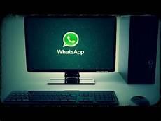 how to install whatsapp pc laptop windows 7 8 xp and mac using bluestacks youtube