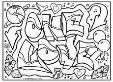 Graffiti Malvorlagen Printable Graffiti Coloring Pages Coloring Home