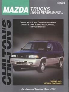 what is the best auto repair manual 1994 mercury topaz lane departure warning chilton mazda trucks 1994 1998 repair manual