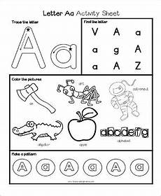 sle printable preschool worksheet 9 exles in word
