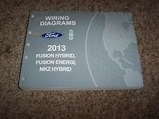 electric and cars manual 2013 ford fusion security system 2013 ford fusion energi electrical wiring diagram manual se luxury titanium 2 0l ebay