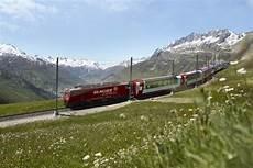 Glacier Express Through Switzerland Simplemost