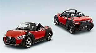Daihatsu Takes Copen Customization To The Next Level With